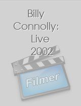Billy Connolly Live 2002