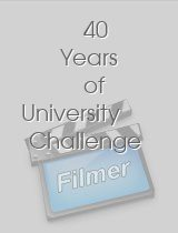 40 Years of University Challenge download