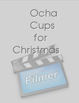 Ocha Cups for Christmas