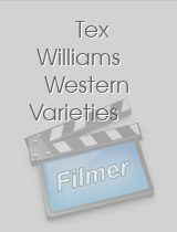 Tex Williams Western Varieties