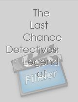 The Last Chance Detectives Legend of the Desert Bigfoot