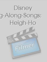 Disney Sing-Along-Songs Heigh-Ho