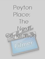 Peyton Place The Next Generation