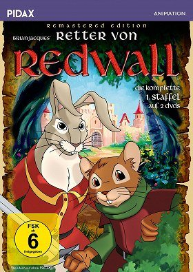 Martin the Warrior A Tale of Redwall
