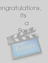Congratulations Its a Boy!