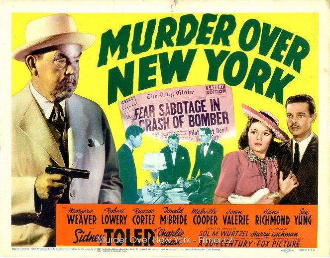 Murder Over New York download