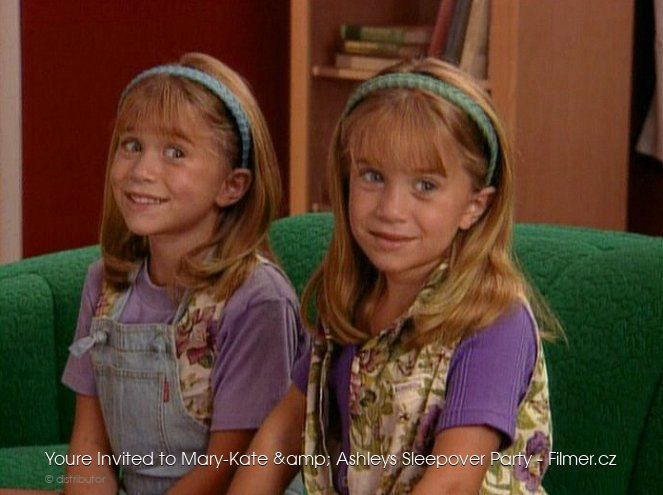Youre Invited to Mary-Kate & Ashleys Sleepover Party download