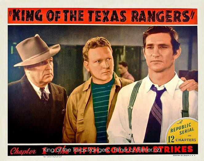 King of the Texas Rangers download