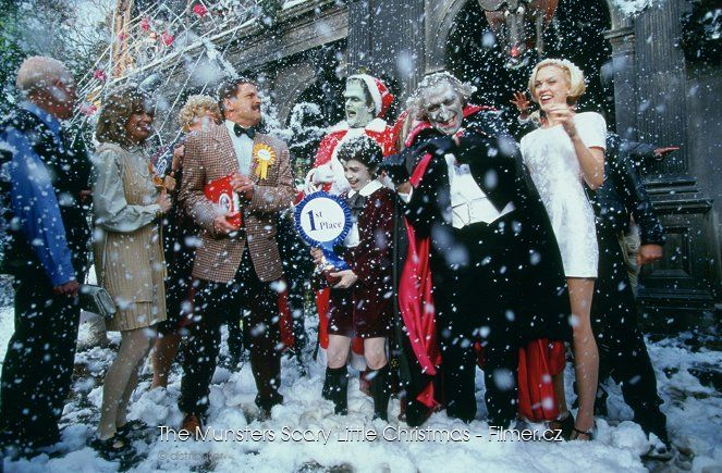 The Munsters Scary Little Christmas download