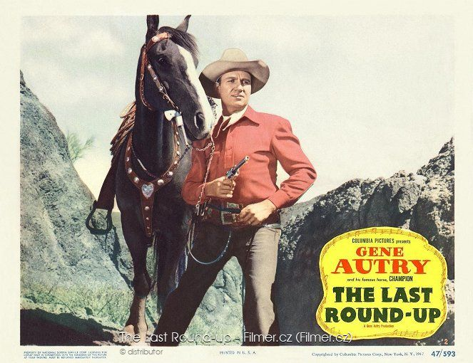 The Last Round-up download
