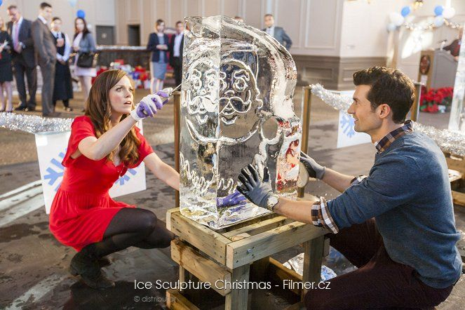 Ice Sculpture Christmas download