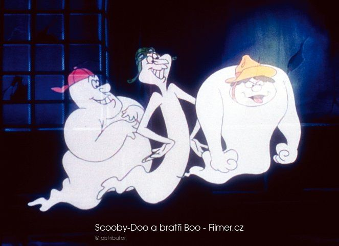 Scooby-Doo a bratři Boo download