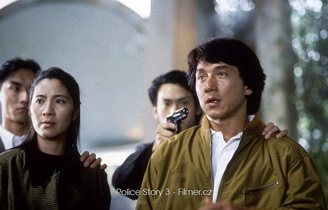 Police Story 3 download