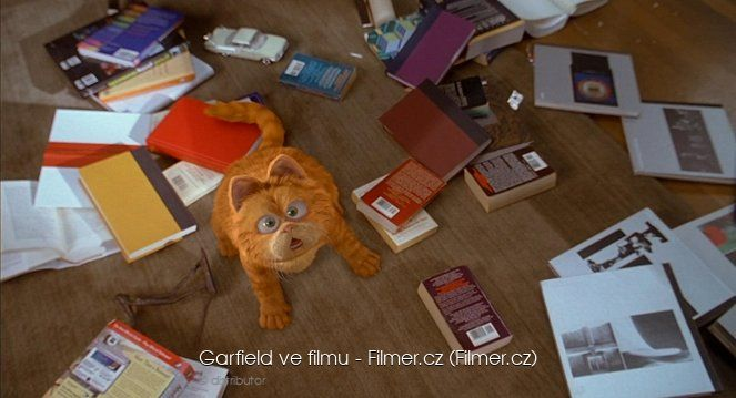 Garfield ve filmu download