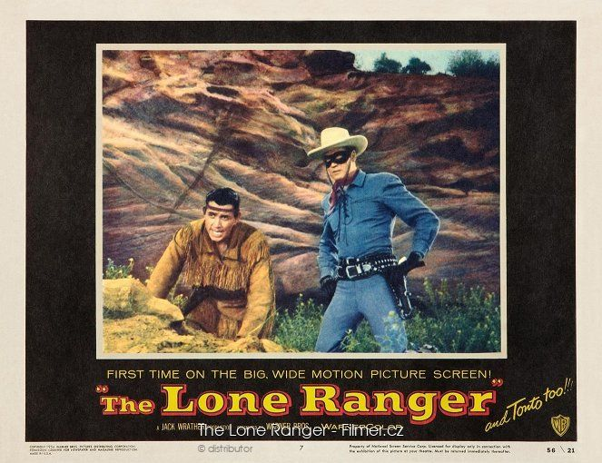 The Lone Ranger download
