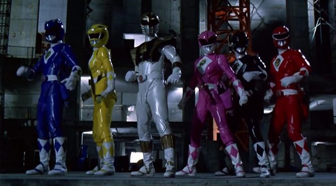 Power Rangers Film download