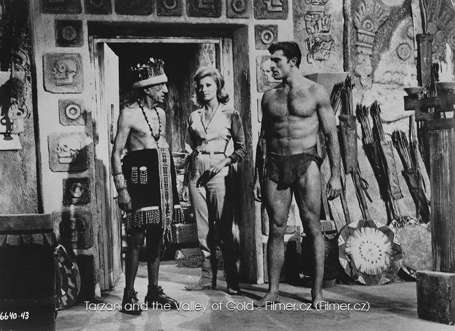 Tarzan and the Valley of Gold download