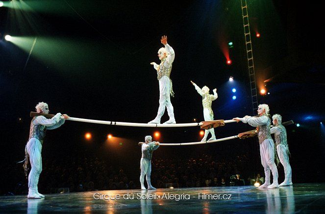 Cirque du Soleil Alegria download