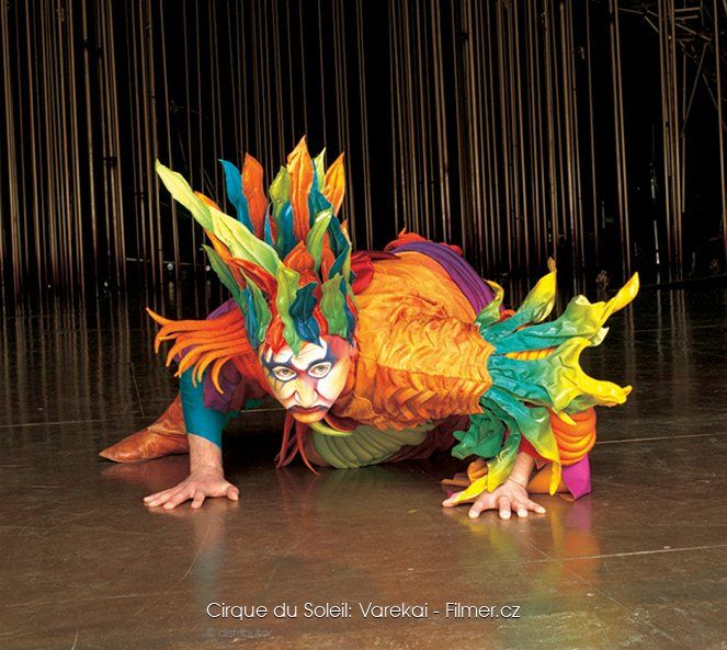 Cirque du Soleil Varekai download