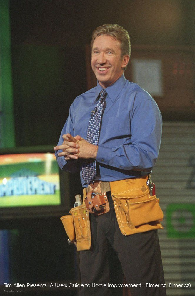 Tim Allen Presents A Users Guide to Home Improvement download
