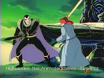 Highlander The Animated Series download