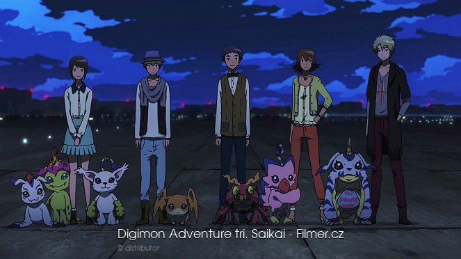 Digimon Adventure tri Saikai download