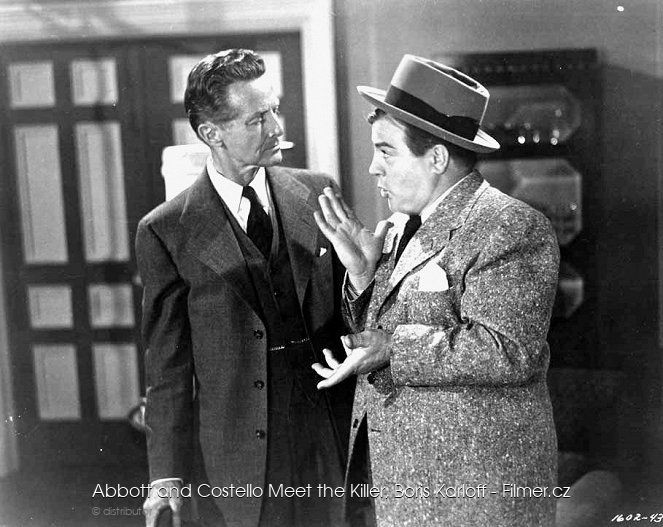 Abbott and Costello Meet the Killer Boris Karloff download