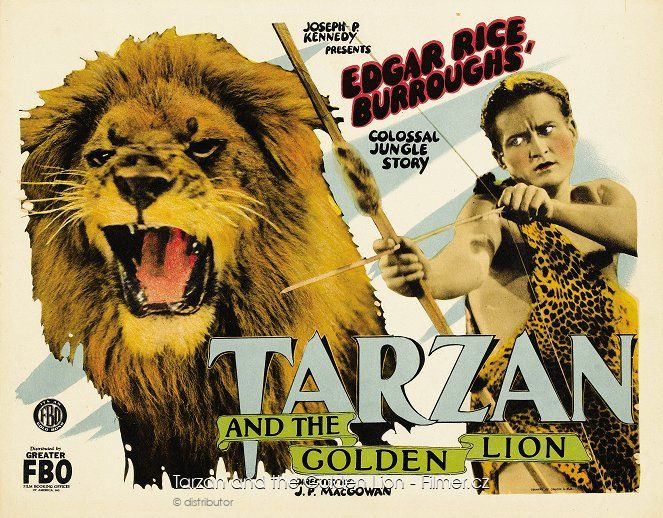 Tarzan and the Golden Lion download