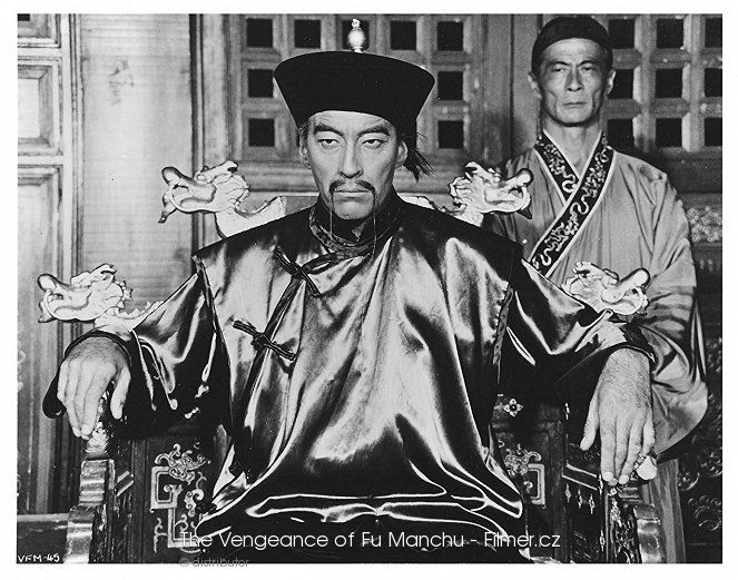 The Vengeance of Fu Manchu download