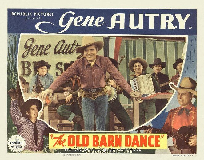 The Old Barn Dance download