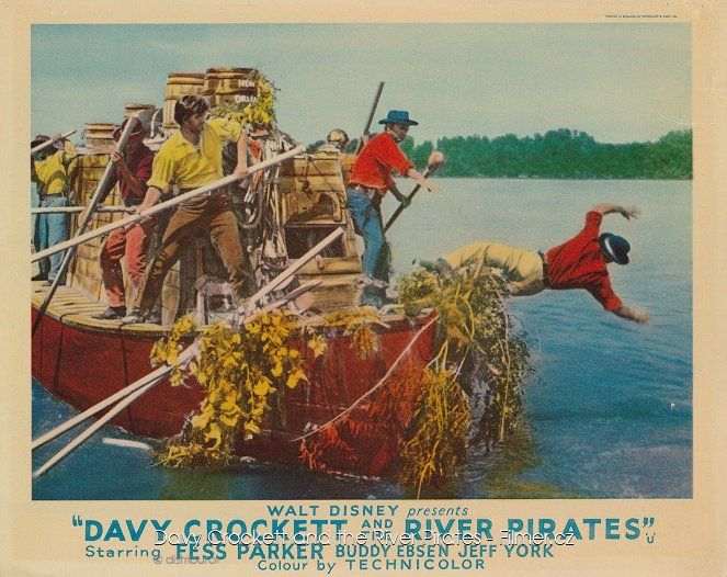 Davy Crockett and the River Pirates download