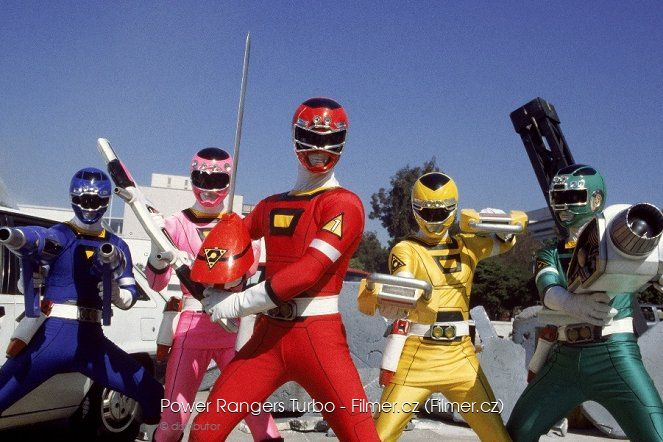 Power Rangers Turbo download