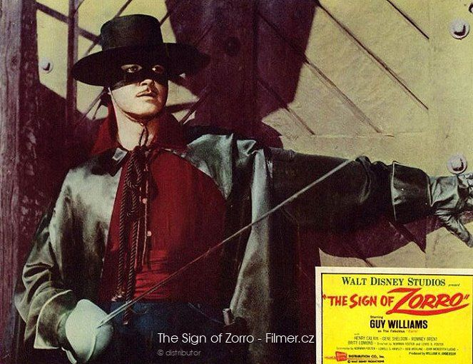 The Sign of Zorro download