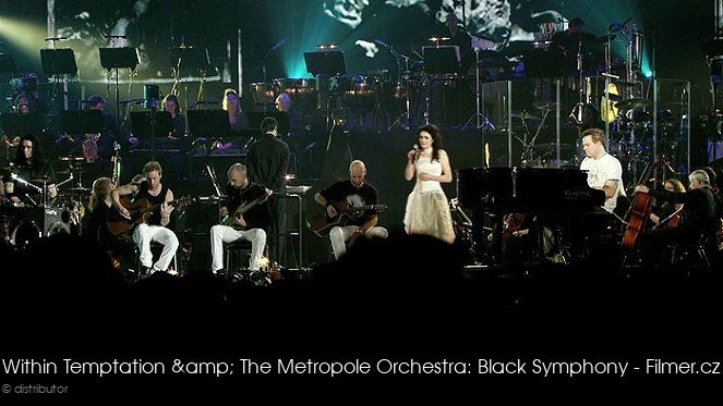 Within Temptation & The Metropole Orchestra Black Symphony download