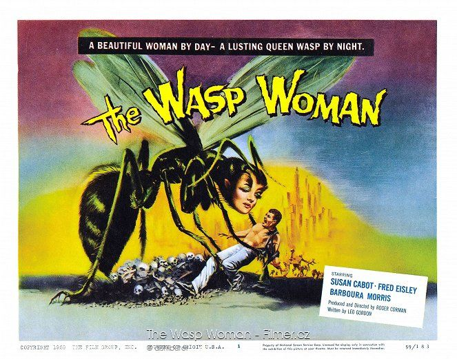 The Wasp Woman download