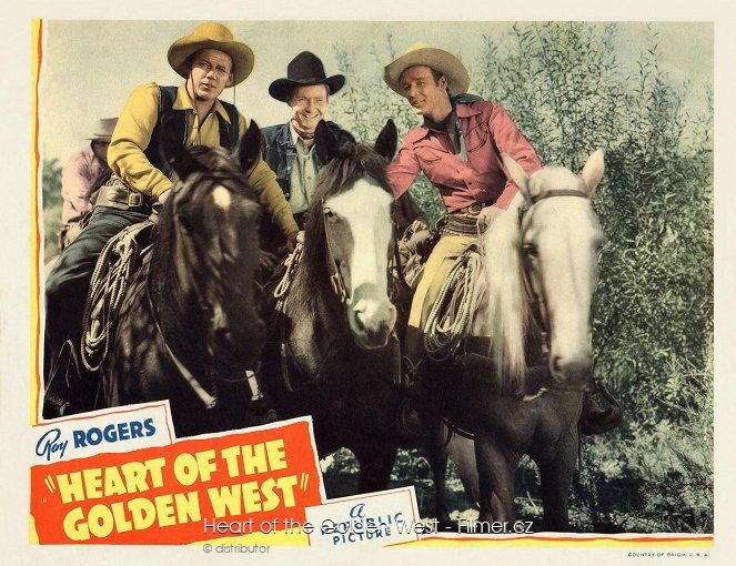 Heart of the Golden West download