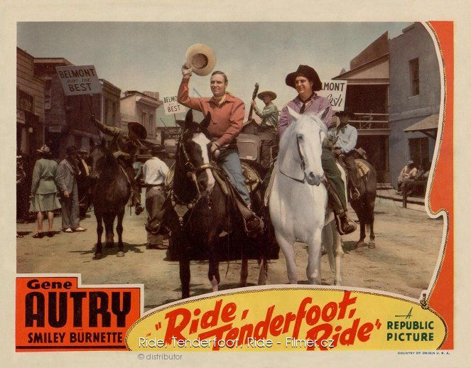 Ride Tenderfoot Ride download