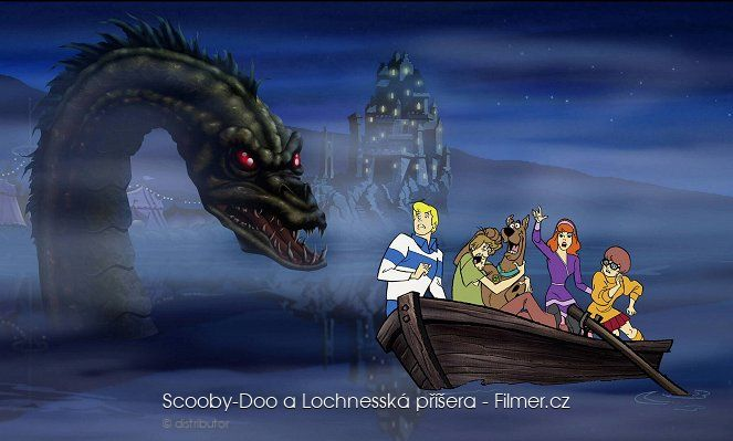 Scooby-Doo a Lochnesská příšera download