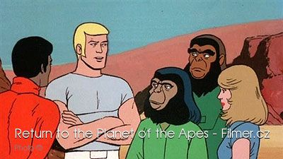 Return to the Planet of the Apes download