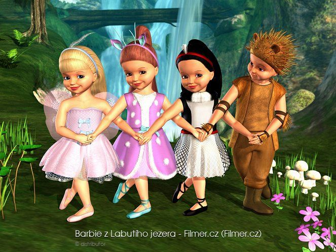 Barbie z Labutího jezera download