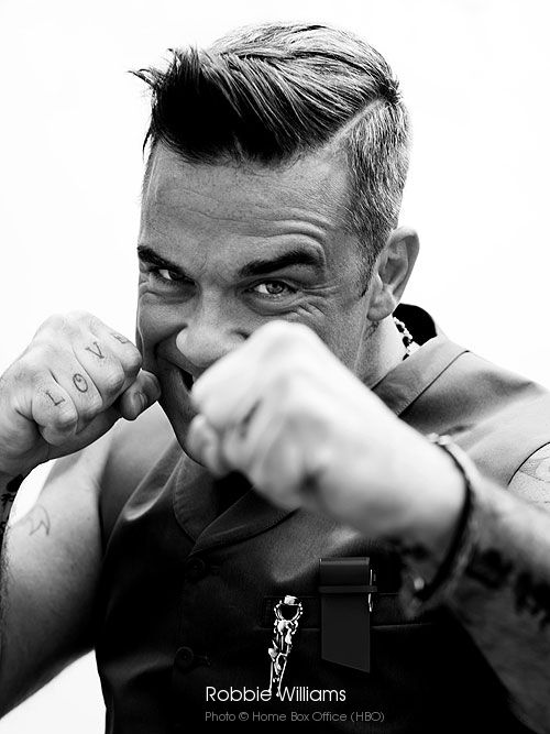 Robbie Williams Take the Crown download