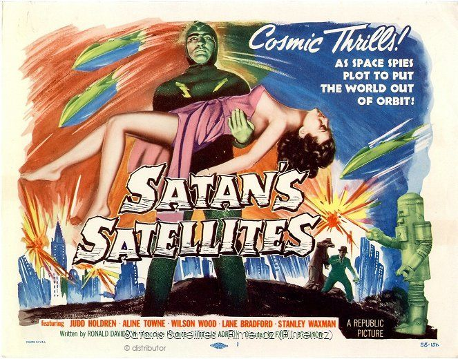 Satans Satellites download