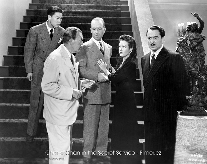 Charlie Chan in the Secret Service download