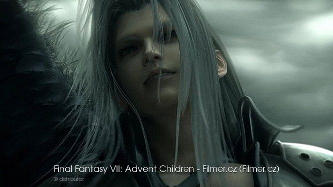Final Fantasy VII Advent Children download