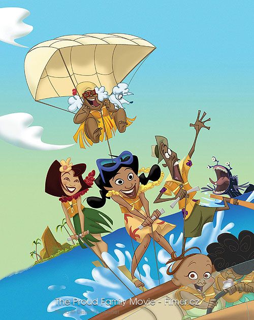 The Proud Family Movie download