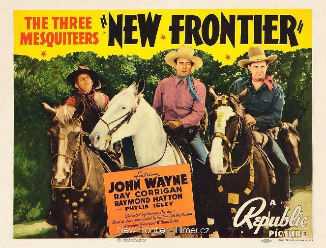 New Frontier download