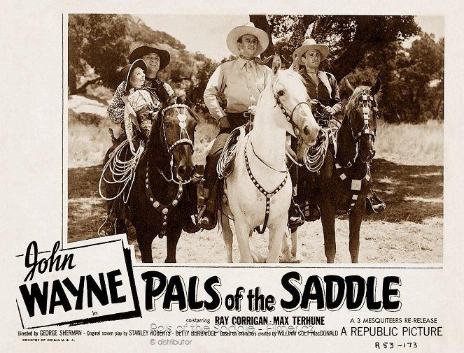 Pals of the Saddle download