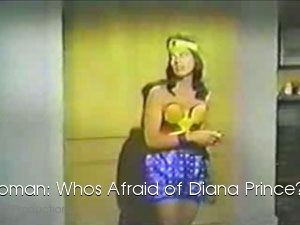Wonder Woman Whos Afraid of Diana Prince? download