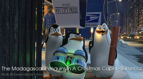 The Madagascar Penguins in a Christmas Caper download