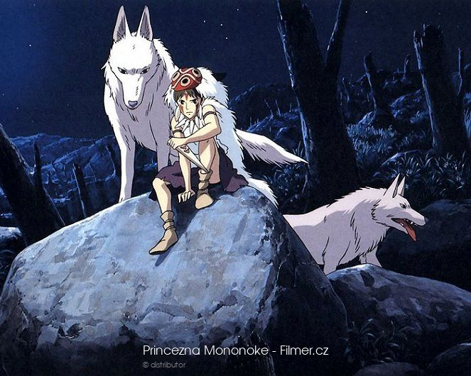 Princezna Mononoke download